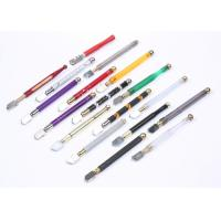 China Roller Glass Cutter Oil Pen Glass Cutter With Carbide Tip And Metal Handle on sale
