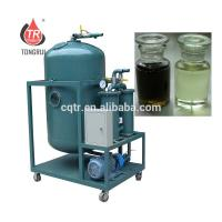 China Transformer Oil Insulation Oil Red Diesel Oil Decolorizing Plant for Red Dye Removal on sale