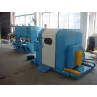 Quality Blue Color Single Twist Buncher Machine , High Speed Wire And Cable Machinery for sale