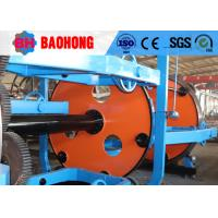 Quality 1400/1+1+3 Wire Cable Laying Up Machine High Speed Cable Production Equipment for sale