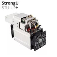 Quality DCR Miner Bitcoin Mining Device StrongU STU-U1+ Hashrate 12.8Th/s Miner U1 Plus In Stock for sale