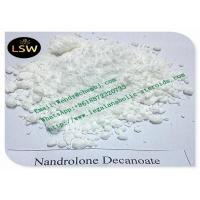 China Healthy Deca Durabolin Nandrolone Decanoate Powder CAS 360-70-3 for Muscle Growth on sale