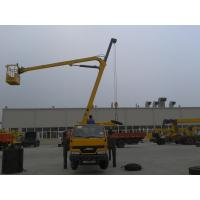Quality Platforms Boom Lift Truck 85kw For Aerial Work With JX493ZLQ3 Engine for sale