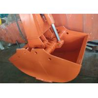 Rotating Excavator Grapple Clamshell Grapple  for Hitachi ZX200-3 Excavator