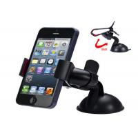Quality Universal 360 Degree Car Mobile Phone Holder , Car Mount For Iphone 5 6 Plus Galaxy Note for sale