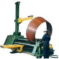 Quality Stainless Steel Plate Roll With High Accurate End Pre - Bend , Bending Roller for sale