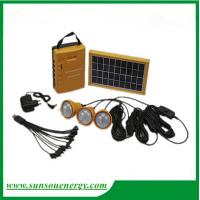 Quality FM radio camping solar lighting system price, high quality mini solar lighting kits for cheap sale for sale