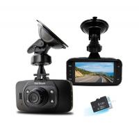 Quality 1080P GS8000L Pro Mini Dash Camera Car DVR Recorder Night Vision G - Sensor 8GB TF Card for sale