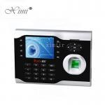 Quality Fingerprint Time Attendance Linux System , USB Time Recorder Fingerprint Time Clock for sale