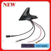 Quality 1575.42mhz Auto Gps Antenna , Shark Fin Vehicle Gps Receiver Antenna for sale