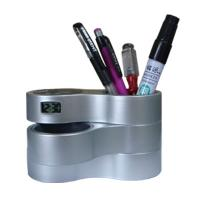 China Pen holder clock(DS-002) on sale