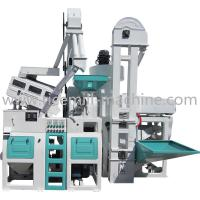 CTNM15B Complete Rice Mill 31KW One Year Warranty Easy To Install