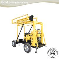 Quality Multi-usage hydraulic support arm trailling drilling rig for sale