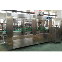 China 1200 Bottles Per Hour Big Barrel Rinsing Filling Capping Machine 12 Filling Head on sale