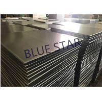 China Flat Surface Perforated Metal Sheet Microhole Punching Mesh For Filter on sale