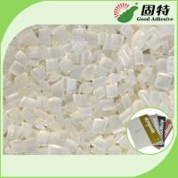 Quality Viscosity Resin High Strength Transparent Magazines EVA Perfect Binding Glue For Notebook, Notepa for sale