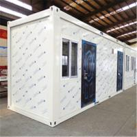 Quality Prefabricated Modular Steel Container House/Home 2 bedroom modular homes for sale