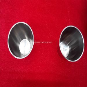Quality 99.95% Ta1,Ta-2.5W,Ta-10W Tantalum Crucible for sale