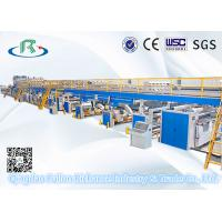 China High Efficient Corrugating Machine Paperboard Production Line on sale