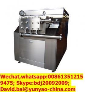 Quality fruit juice homogenizer High-pressure pump for sale