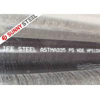 Quality ASTM A335 P5 Alloy Seamless Steel Pipes for sale