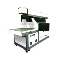 Buy cheap 3D dynamic focusing large marking size CO2 laser marking machine from wholesalers