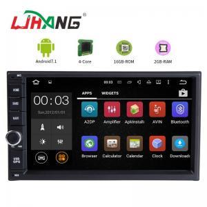China Rear Camera DVR OBD TPMS Universal Car DVD Player PX3 4 Core CPU on sale