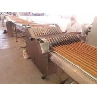 China Hand / Soft Biscuit Production Line Automatic Animal Shaped Multifunction on sale