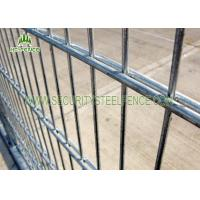 1.03m Height 8 / 6 / 8 Double Wire Fence Anti Corrosion For Garden Decorative