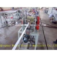 Buy PVC edge band plastic machinery with high speed and high quality of (sj65/25) at wholesale prices
