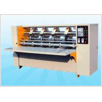 Quality Electrical Thin Blade Slitter Scorer, Rotary Slitting + Scoring, Electrical Adjustment for sale