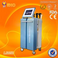 Quality 5 in 1 vacuum cavitation rf diode lipo laser lipolysis for sale