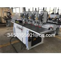 China Hinge boring machine for cabinets door working on sale