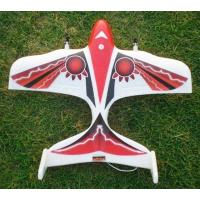 Quality Intelligent Infrared Mini 2CH Big New RC Red Airplanes With 1.5V * 6AA Alkaline Battery for sale