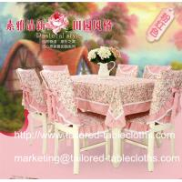 Quality China table cloths factory for custom table cloths and chair covers wholesale, for sale