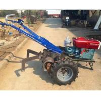 Buy cheap Two Wheel Walking Tractor Cable Pulling Machine For Cable Pulling Wire Rope from wholesalers