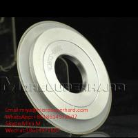 Quality Electroformed hub dicing blade for silicon wafer,copper wafer miya@moresuperhard.com for sale