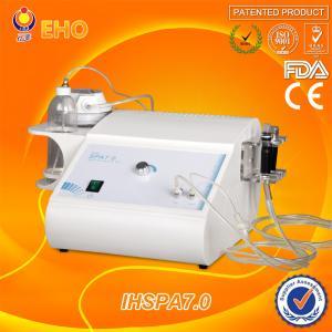 Quality IHSPA7.0 portable diamond tip microdermabrasion machine for sale