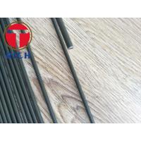 Quality Round Automotive Steel Tubes , Carbon Steel Pipe Zinc Plating And PVF Coating for sale