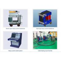 Quality High Accuracy High Voltage Cable Testing Equipment Cable Heat Cycle Test Systems for sale