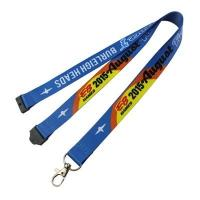 China Promotional Polyester Material Lanyard on sale