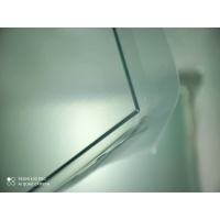 Quality Clear Electronic Glass Touch Panel 0.55mm 2mm Thickness For Phone Ipad for sale