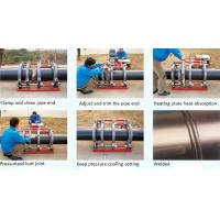 Hdpe pipe size dimensions suppliers prices DN20mm to 1400mm for water