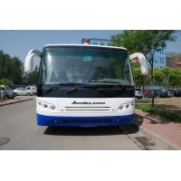 Quality Customized 51 Passenger Airport Apron Bus , Small Turning Radius Airport Coach for sale
