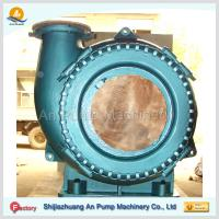 Quality china gravel sand pump for mining for sale