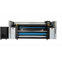 Quality 3.2m Direct Dye Printing Flag Digital Printers Factory Printer For Fabric Color Print for sale