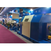 China Wire Cable Cantilever Single Twisting Machine Coiling Machine Bunching Machinery on sale