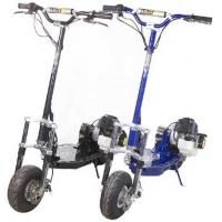 X-Treme XG-550 50cc Gas Scooter, with Electric Start & EPA