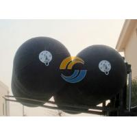Quality Marine Pneumatic Rubber Fenders Durable Rubber Ship Berthing Dock Bumpers for sale