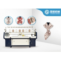 Quality Double System Cable Structures 8G Computer Flat Knitting Machine for sale